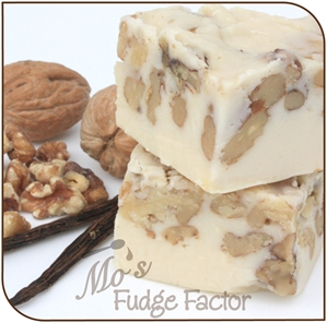 Vanilla with Walnuts Fudge